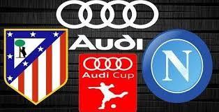 Прогноза за 01.08.2017 Атлетико Мадрид – Наполи – Купа Ауди